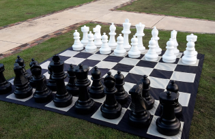 Gaint Chess and Checkers